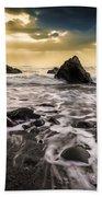 Seaside L/r Beach Towel