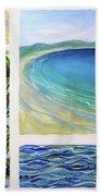 Seaside Memories Beach Towel