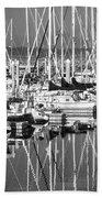 Seattle Marina Beach Sheet