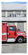 Seattle Ship Supply 1 Beach Towel
