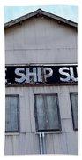 Seattle Ship Supply 2 Beach Towel