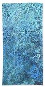 Seawater Froth Beach Towel