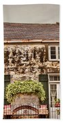Second Story Cottage Beach Towel