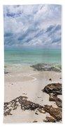 Secret Of West Harbour Beach Towel