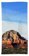 Sedona Afternoon Beach Towel