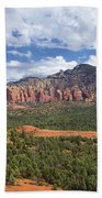 Sedona Arizona Landscape Beach Towel