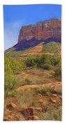 Sedona Landscape - 1 - Arizona Beach Towel
