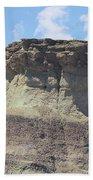 Sedona Rock Formation Beach Towel