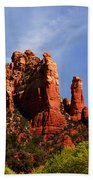Sedona Rocks Beach Towel