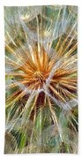 Seeds Beach Towel