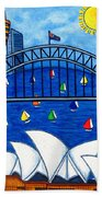 Sensational Sydney Beach Towel