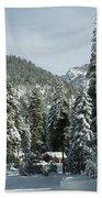 Sequoia National Park 7 Beach Towel
