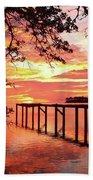 Serenity Captured Beach Towel