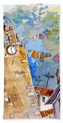 Serpa  Portugal 08 Bis Beach Towel