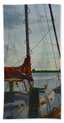 Set Sail Beach Towel