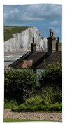 Seven Sisters Cottage Beach Towel