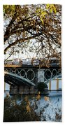 Seville - The Triana Bridge 2  Beach Towel
