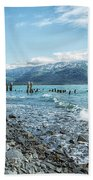 Seward Seashore Beach Towel