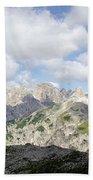 Sextener Dolomites Beach Sheet