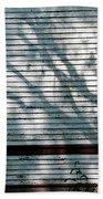 Shadows On Churchdoor Beach Towel