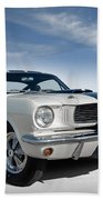Shelby Mustang Gt350 Beach Towel