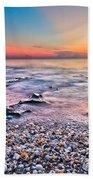 Shell City Beach Towel