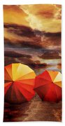 Shelter Beach Towel by Jacky Gerritsen