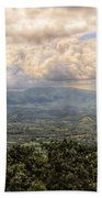 Shenandoah Valley - Storm Rolling In Beach Towel