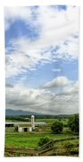 Shenandoah Valley West Virginia Scenic Series Beach Towel