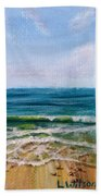 Shifting Sands Beach Towel