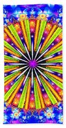 Shine And Sparkle Beach Towel