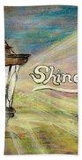 Shine Beach Towel