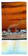 Shipshape 2 Beach Towel