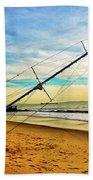 Shipwreck Series #1 Beach Towel
