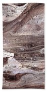 Shoal Of Stone Fish Beach Towel