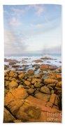 Shore Calm Morning Beach Towel