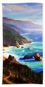 Shore Trail Beach Towel