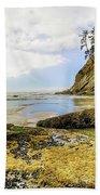 Short Sands Beach, Oregon Beach Towel