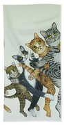 Show Stoppers Beach Towel