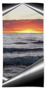 Shutter-view Beach Towel