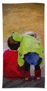 Sibling Love Beach Sheet