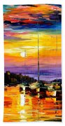 Sicily - Messina Beach Towel