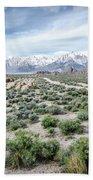 Sierra Nevada Front Beach Sheet