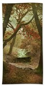 Sighs Of Love Beach Towel by Laurie Search