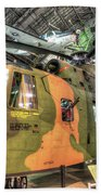 Sikorsky Hh-3 Jolly Green Giant Beach Towel