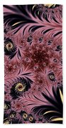 Silken Pleasures Beach Towel