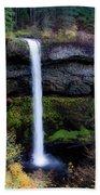 Silver Falls State Park Oregon 4 Beach Towel