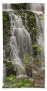Silverdale Falls 2 Beach Towel