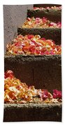 Silverlake Steps Beach Towel