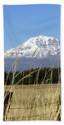 Mount Adams Beach Towel